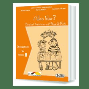 Alles klar? Deutsch trainieren mit Biga & Robi