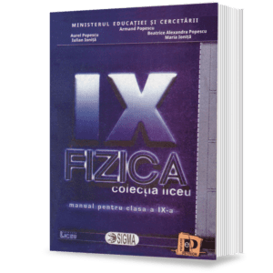 Fizica. Manual (cls. a IX-a)