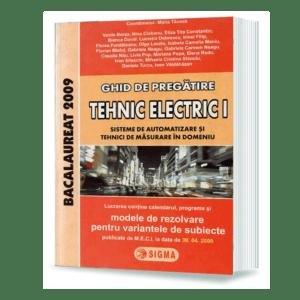 Bacalaureat Tehnic – Electric I 2009