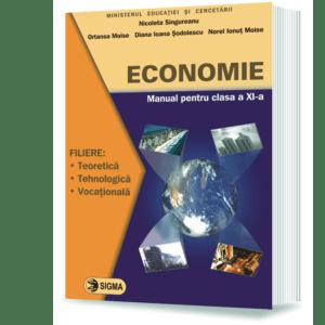 Manual Economie pentru clasa a XI-a