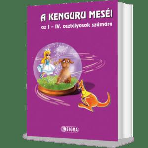 A Kenguru Mesái az I-IV. osztályosok számára
