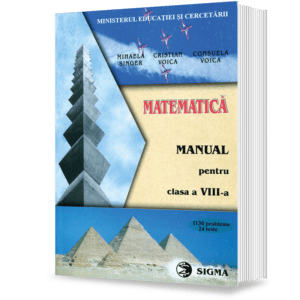 Matematica. Manual (Cl. A VIII-A)