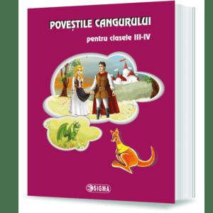 Poveștile cangurului pentru clasele III-IV (2007-2012)