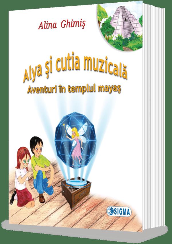 Alya şi cutia muzicală, vol. 1: Aventuri în templul mayaş