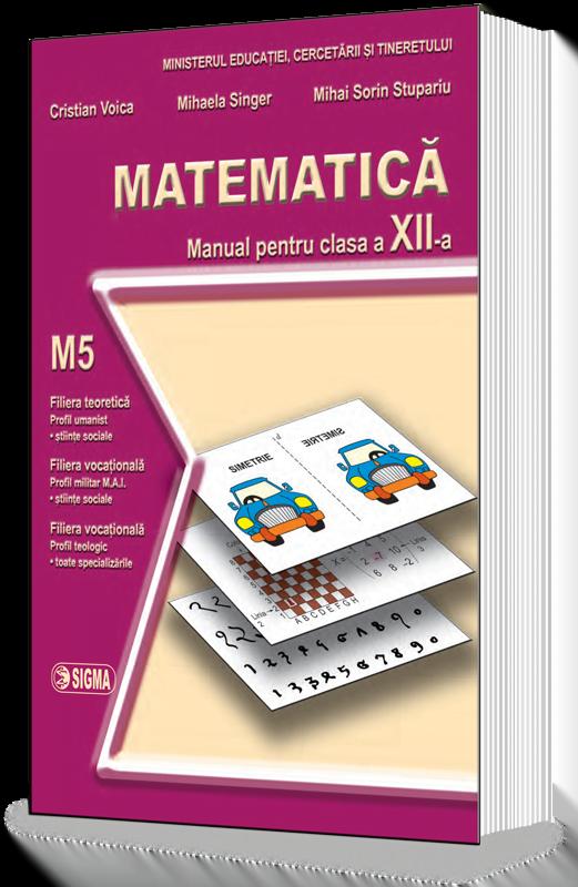 matematica m5 a XII a