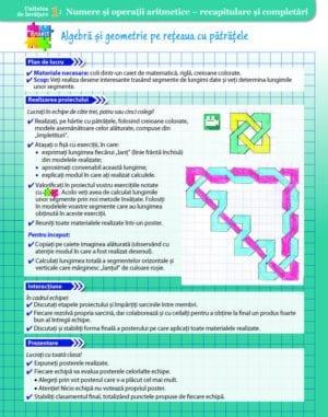 MATEMATICĂ. Manual Pentru Clasa A VII-A