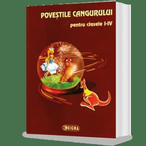 Povestile Cangurului Pentru Clasele I-IV (2007-2010)