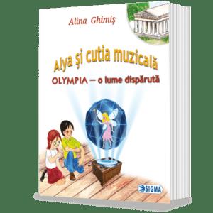 Alya şi cutia muzicală, OLYMPIA - o lume dispărută