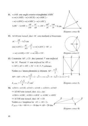 matematica admitere colegii militare, pag 48