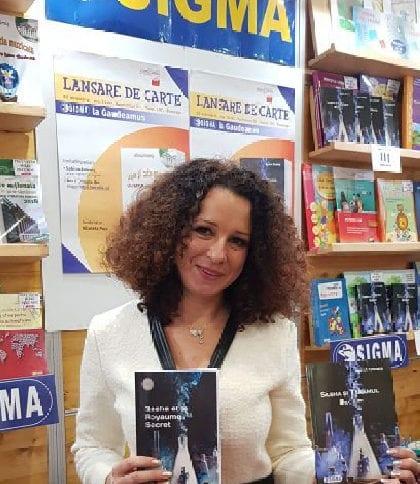 Interviu Alina Ghimiș, Radio România Internațional