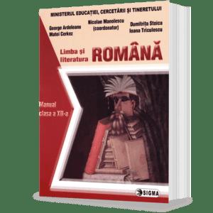 Limba şi literatura română. Manual