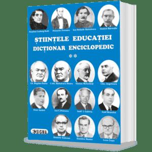 stiintele educatiei – dictionar 2 -978-973-649-395-9
