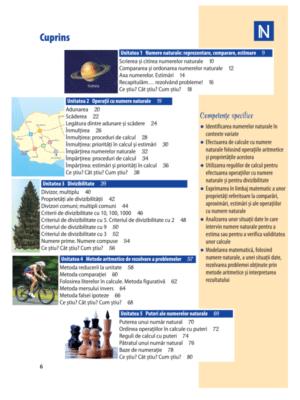 matematica-singer-cuprins-1