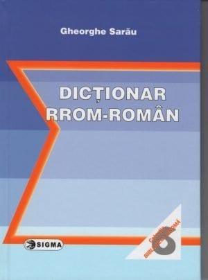 Coperta Dictionar Rrom-Roman