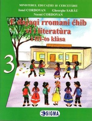 Limba si literatura materna rromani clasa a III-a