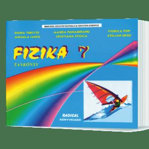 Fizica. Manual maghiara