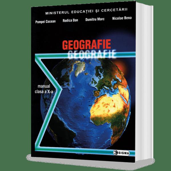 Geografie clasa a X-a