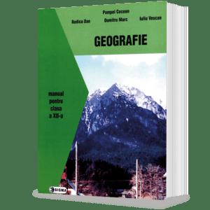 Geografie Manual clasa a XII-a