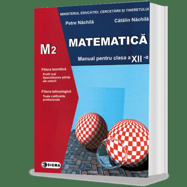 Manual Matematică M2