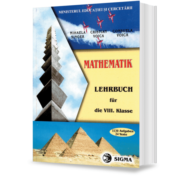 Matematică. Manual. Germană
