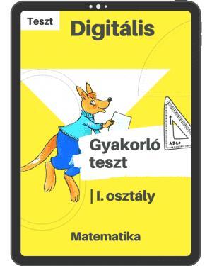 Test de antrenament mate-maghiara-clasa I