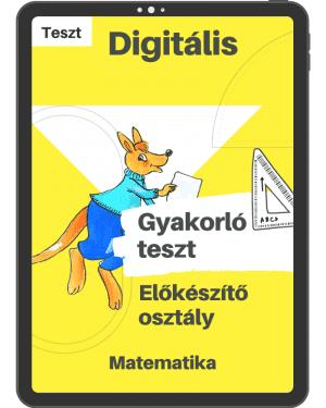 Test de antrenament mate-maghiara-clasa pregatitoare