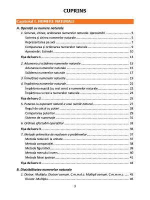 matematica-caiet-cuprins1