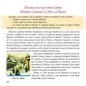 Dimitrie Cantemir pg 42