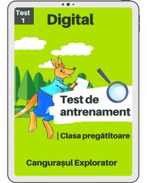 Test-de-antrenament-Explorator-clasa pregatitoare
