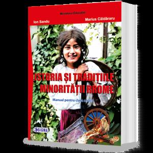 Istoria și tradițiile minorității rrome, cls a VII-a