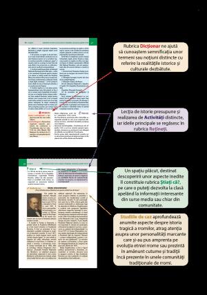 istoria si traditiile minoritatii rrome cls VII – pg 5